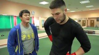 Анна Куркурина -убийственная тренировка на плечи,рельеф
