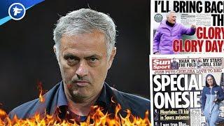 VIDEO: L'Angleterre cède à la folie Mourinho | Revue de presse
