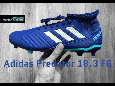 066eecbaa Adidas Predator 18.3 FG 'Deadly Strike Pack' | UNBOXING & ON FEET | football  boots | 2018 | 4K - YouTube