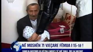 Regjep Fazli Kastrati Bëhet Baba edhe në Moshen 71 ''(ZatriqiChannel)'' thumbnail