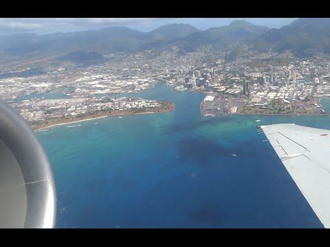 Hawaiian Airlines 258: 717 - HNL-KOA
