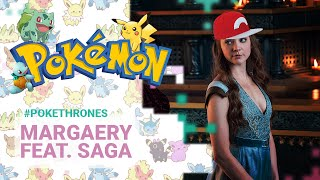 Se MARGAERY TYRELL jogasse Pokémon ft. Saga (Calibre Lordal) | GAME OF THRONES X POKÉMON crossover