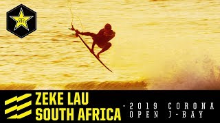Zeke Lau South Africa | 2019 Corona Open J-Bay