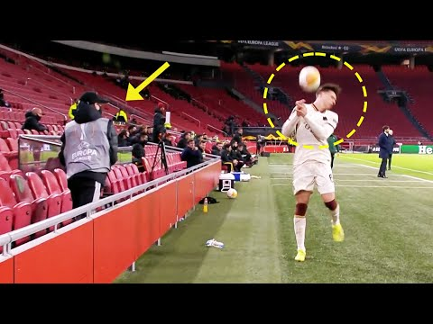Disrespectful & Unsportsmanlike Moments in Football