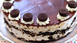 No-bake Oreo Cheesecake - Gemma's Bigger Bolder Baking Ep 54