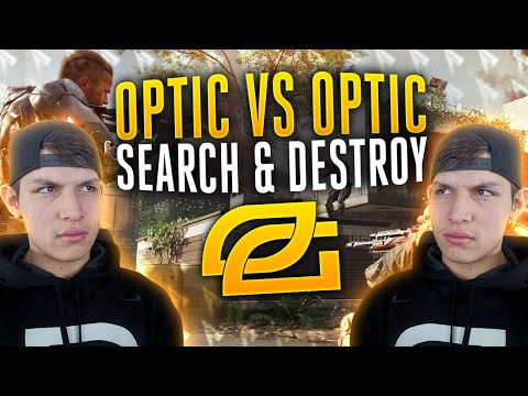 OPTIC VS OPTIC SEARCH AND DESTROY