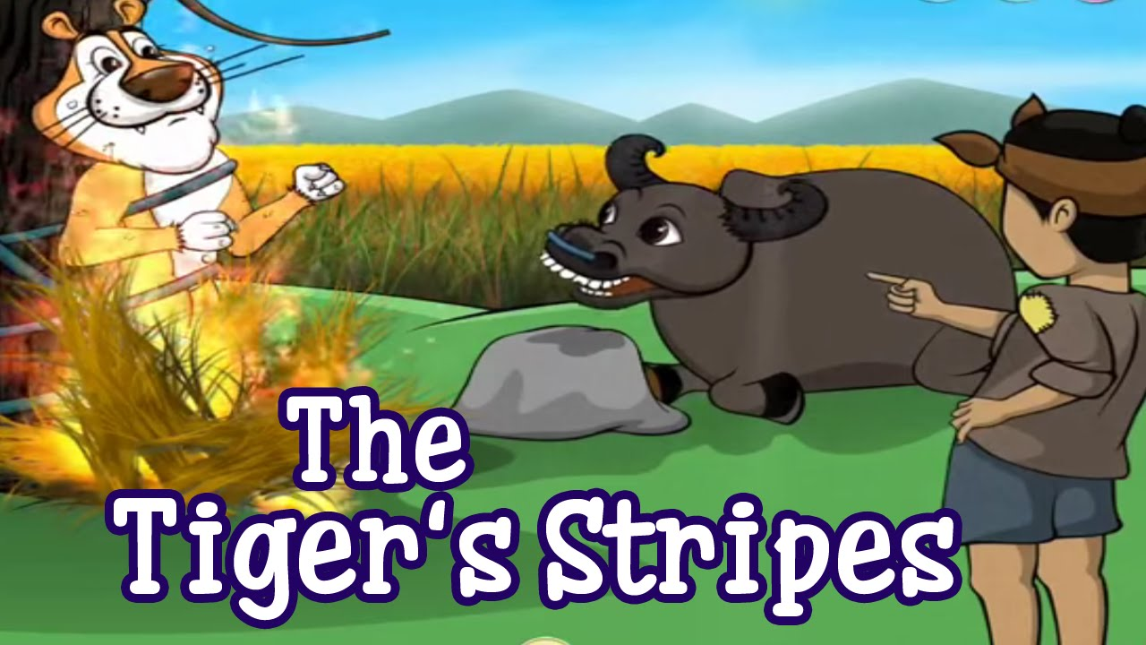 tiger got his stripes watch cartoons online english dubtitles