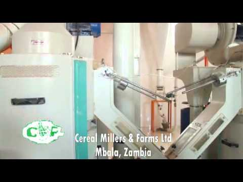 Cereal Millers & Farms Ltd Mealie Meal Production