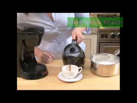 Hướng dẫn cách làm cafe capuchino tại nhà [cafe sạch Bstar]