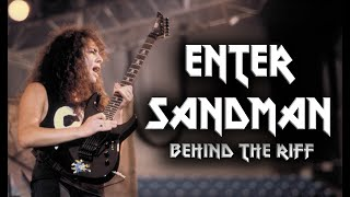 Behind the Riff: Enter Sandman