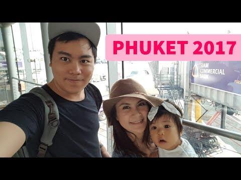 Traveling to Avista Hideaway Pool Villa [Phuket 2017 Trip]
