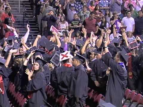 Fresno State 101st University Commencement