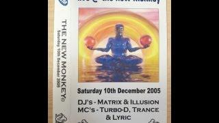 Dj Illusion Mc Trance & Lyric @ The New Monkey 10.12.2005 (Side B)