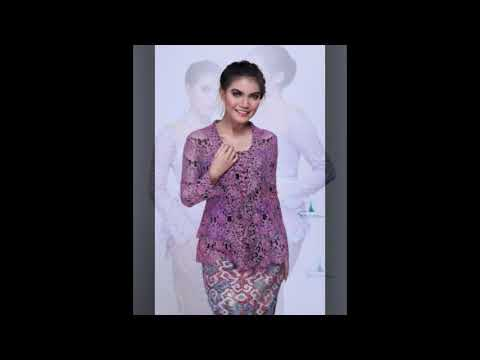 Model Kebaya Hijab Simple Modern Terbaru