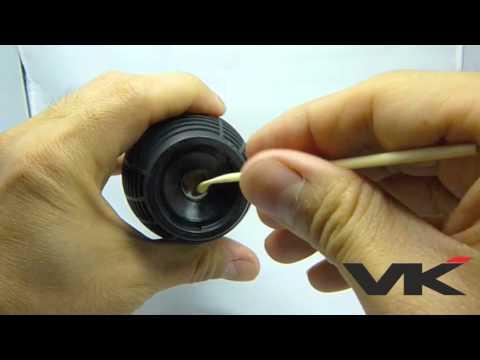Vapir no2 portable vaporizer user's review how it works.