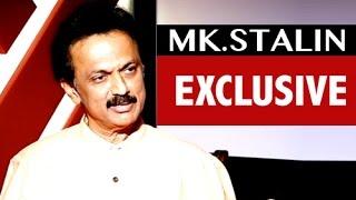 M. K .Stalin exclusive interview in Puthiya Thalaimurai TV - Payan Tharuma Payanam 07-11-2015 full video