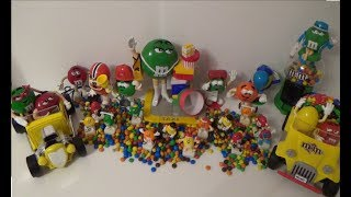 M&M's TOY COLLECTION Part 3