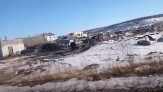 Поездка из Магадана в Москву 2. Что происходит в Сибири.