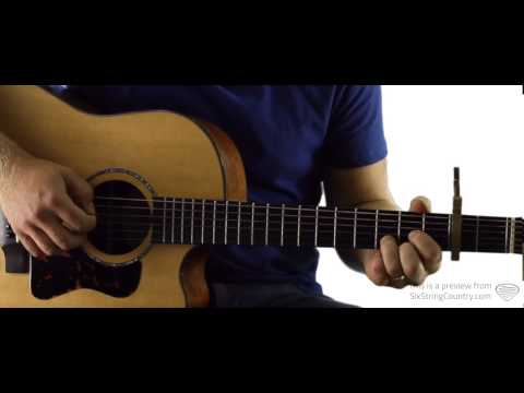 Tonight Looks Good On You - Guitar Lesson and Tutorial - Jason Aldean