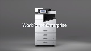 Epson WorkForce Enterprise A3 | Take the Tour