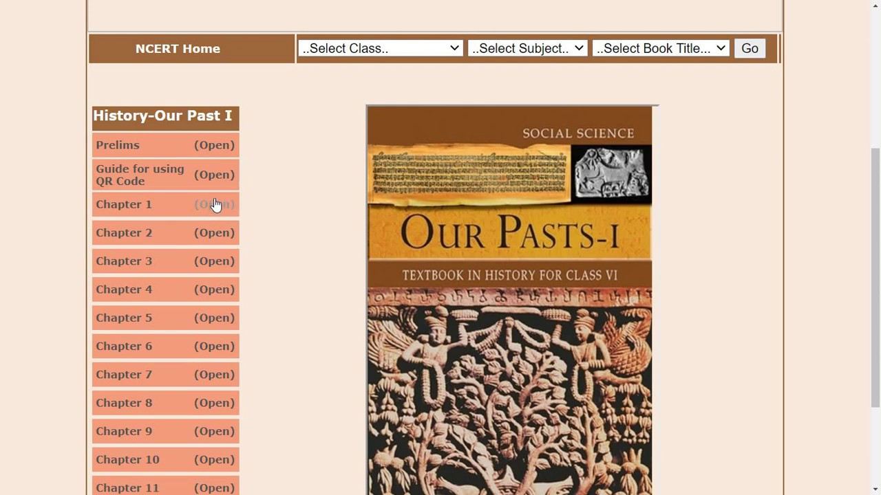 how to download NCERT textbooks pdf for free in hindi and english