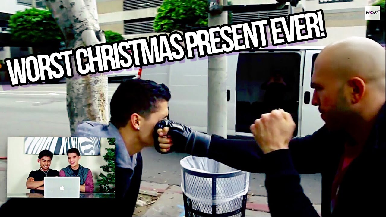 The Worst Christmas Gifts Ever Part - 37: WORST CHRISTMAS PRESENT EVER! #MerryChristmasRoi - YouTube