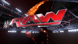 WWE RAW Opening February 2016 HD