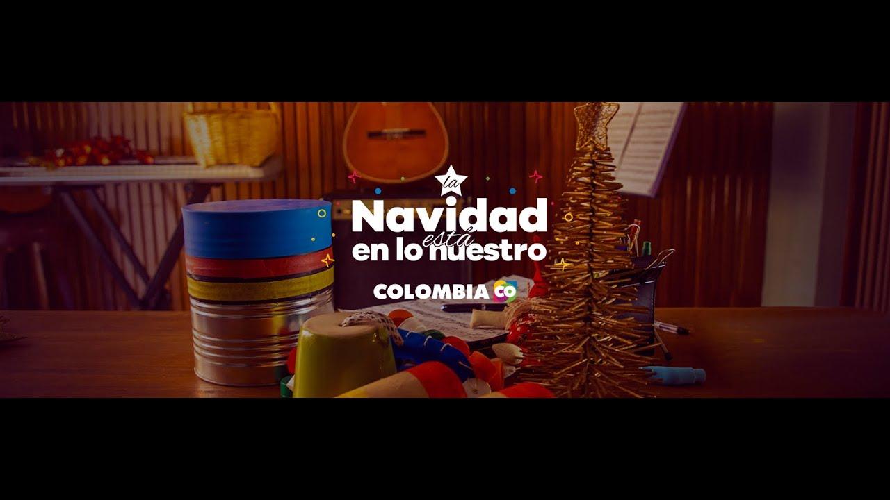 ¡Feliz navidad y próspero 2021! Marca País Colombia - #LaNavidadEstáEnLoNuestro