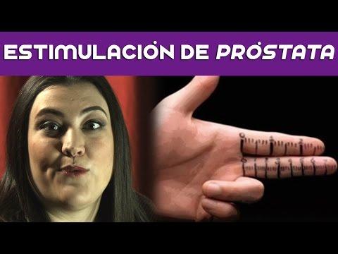 sala de masajes con masaje prostático