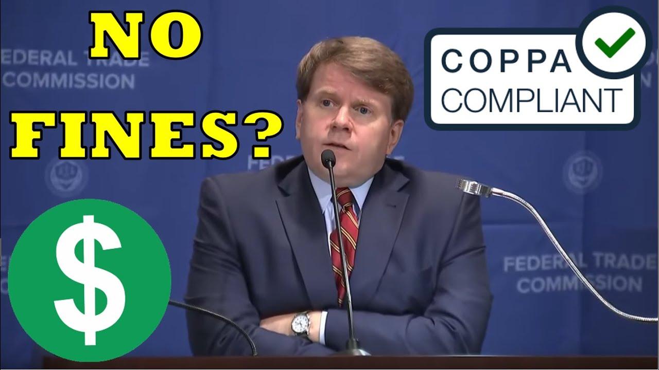 COPPA Hasn't Fined ANYONE Yet? ($42,000)