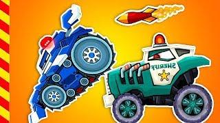 Машина ест машину новые серии. Car eats car 3 Машинки для детей Мультики про машины новые серии
