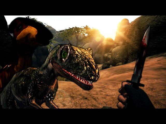 EXISTENTIAL CRISIS SIMULATOR | Dinosaur Hunt: Africa Contract