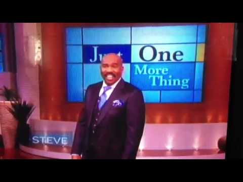 Big shake commercial on the #steveharvey  show #haiti  #ayiti