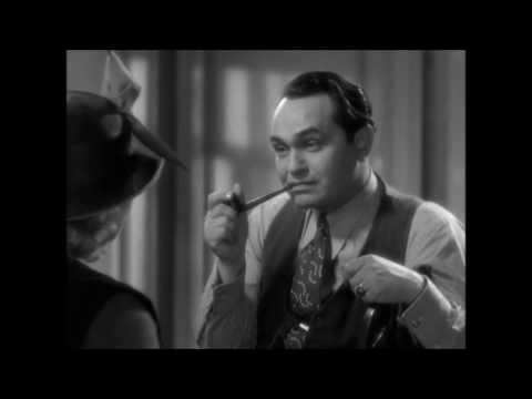 Bullets or Ballots 1936, Joan Blondell, Edward G Robinson