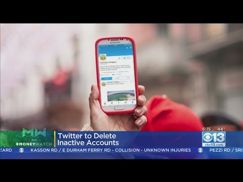 Moneywatch: Twitter To Start Deleting Inactive Accounts