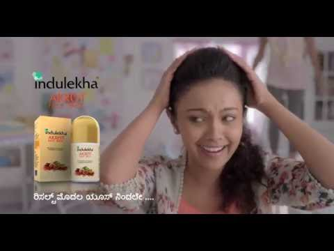 Indulekha Akrot Face Pack Application Film...