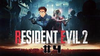 Insert Appropriate DMX Song Here | Resident Evil 2 #4