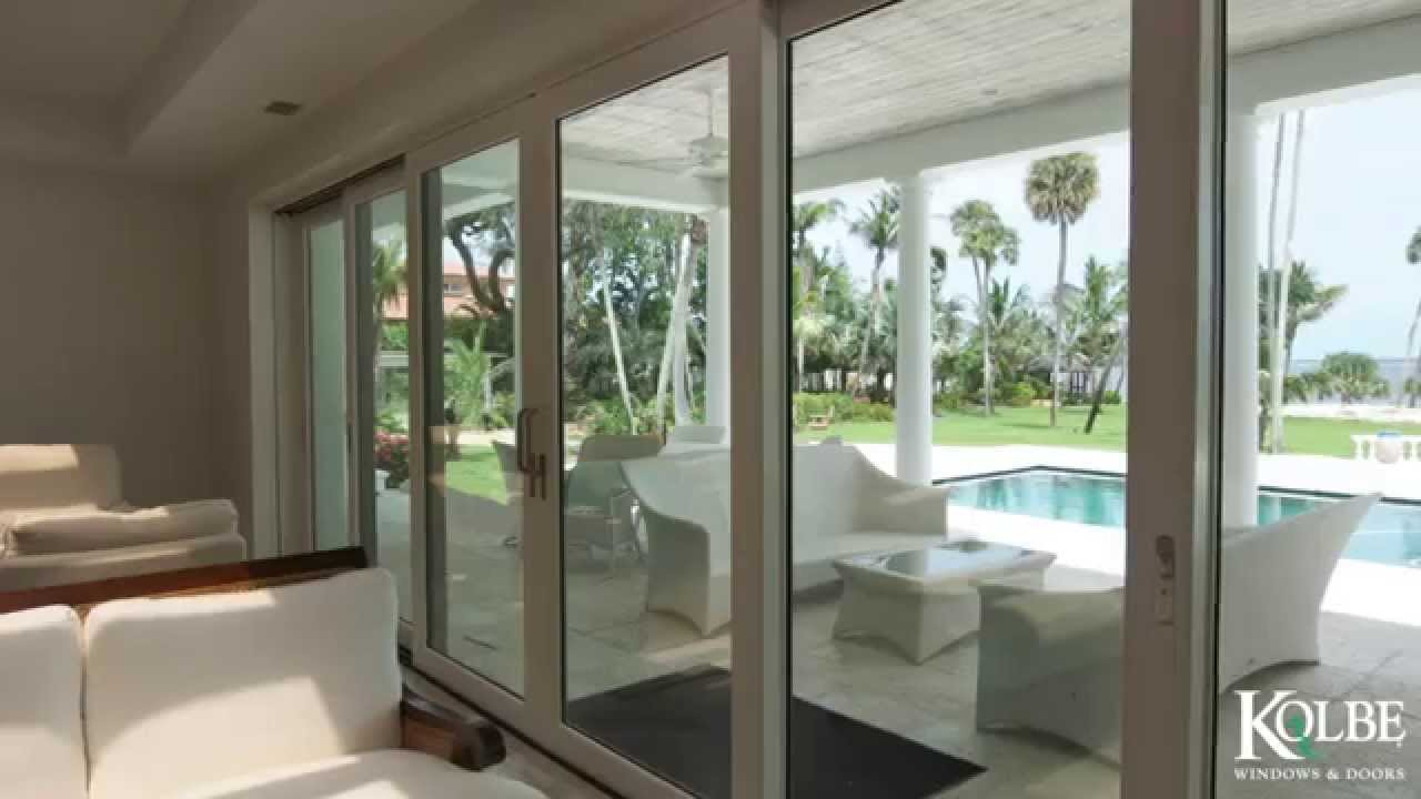 resistant sliding doors hurricane with glass watch premium youtube impact common issues