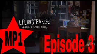 Life Is Strange gameplay  episod 3