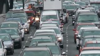 Mexico City crowned 'worst traffic' in the world
