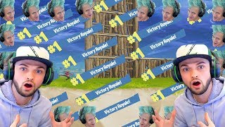 HOW TO BE A FORTNITE GOD - VBUCK GIVE AWAAAAYYY!!!! (Not really)