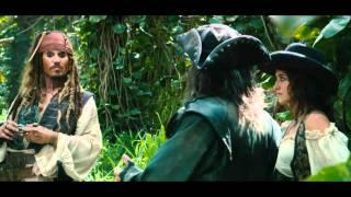 Fluch der Karibik 4 Trailer#2 HD