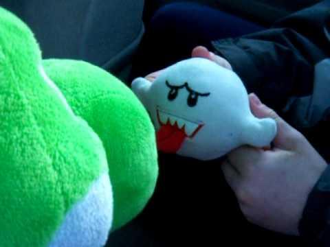 yoshi and boo boo