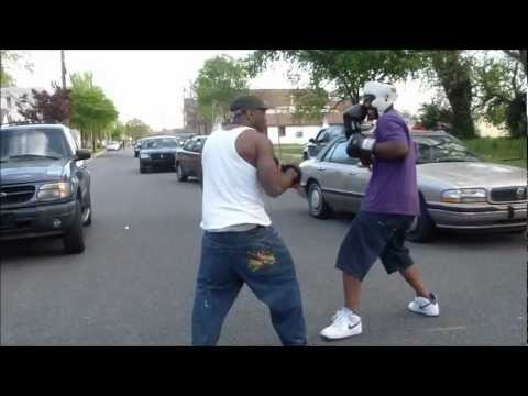 Boxing In The Hood