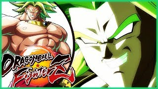 THAT BROLY ARMOR THO | Dragon Ball FighterZ - Online Matches
