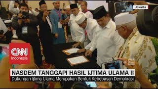 Download Video PKS, Nasdem & Tim Kampanye Jokowi Tanggapi Hasil Ijtima Ulama II MP3 3GP MP4