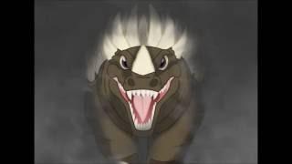 The Bridge  A Godzilla MLP Crossover Monster Skillet