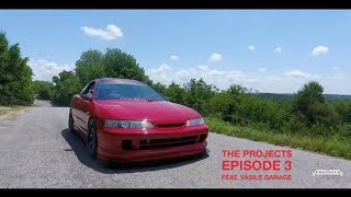 The Project$ Ep. 3 W/ @Vasile_Racing DC2 Acura Integra ….