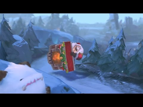 PBE Preview: Santa Braum, Snow Day Graves, and Winter Wonder Karma