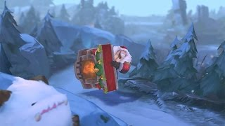 PBE Preview: Santa Braum, Snow Day Graves, and Winter Wonder Karma